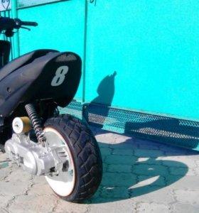 Изготовление разварок на скутер