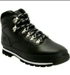 Timberland Boots -Euro Hiker Leather