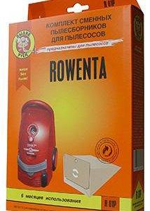 Мешки бумажные для Rowenta Dymbo RS 005 - RS 099