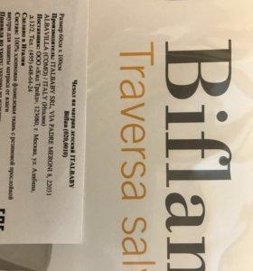 Чехол непромокаемый на матрац Italbaby Biflan