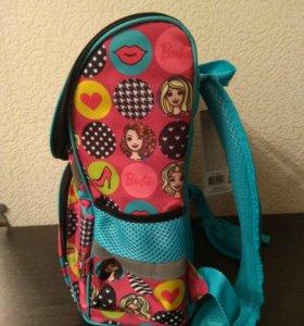 Рюкзак школьный для девочки новый плюс подарок