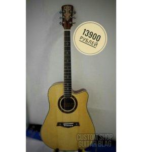 Акустическая гитара Crusader CF 6021