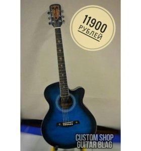 Акустическая гитара Crusader CF-4000