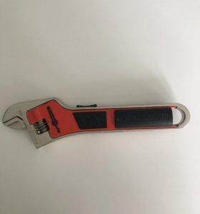 Разводной автоматический ключ
