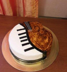 Торт на заказ!