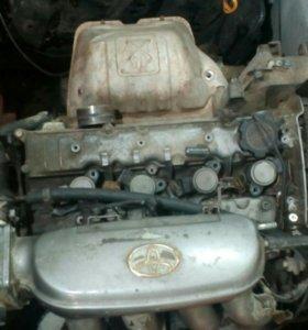 Двигатель 3SGE Beams.