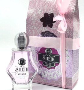 Al Sheik Rich Velvet Edition, 100 ml
