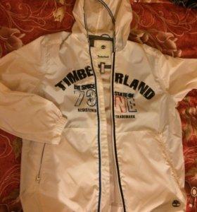 Куртка timberland white