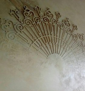Декоративная штукатурка, лепнина, барельеф