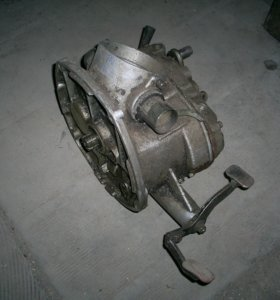 Коробка переключения передач к мотоциклу Днепр