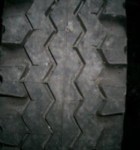шины новые с дисками на уаз 330301 5 штук