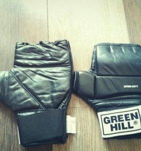 Снарядные перчатки(Green Hill)
