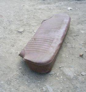 Сиденье на ЗАЗ-968м