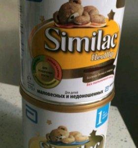 Детская молочная смесь similac