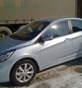 Hyundai Solaris '2012