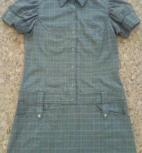 Платье сарафан 48 р.