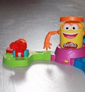 Play-doh Додошка прямо в цель