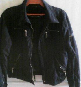 Куртка для мальчика 8-9-10 класс
