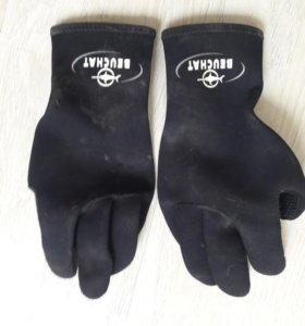 Перчатки трубка маска для ныряния
