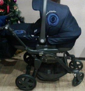 Итальянская коляска CAM DINAMICO 3 в 1.Скидка