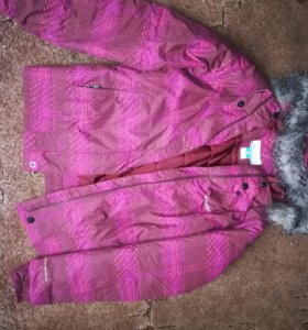 Зимняя куртка женская Коламбия