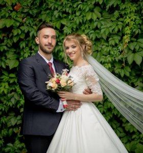 Свадебный фотограф. Сказочные фото свадьбы.