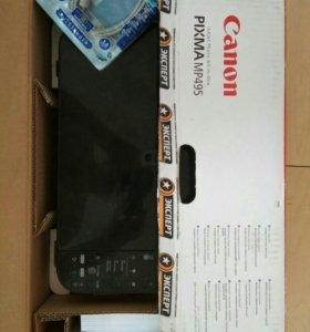 Canon pixma mp495