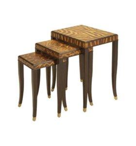 Столик Набор из трёх столиков Стол