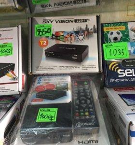 Ресиверы для цифрового ТВ