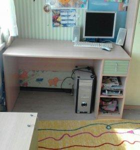 Стол письменный калейдоскоп