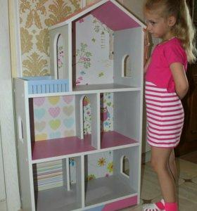Кукольный домик - стеллаж