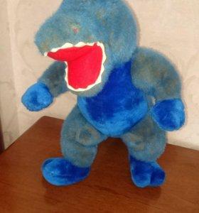 Даром игрушка мягконабивная динозавр