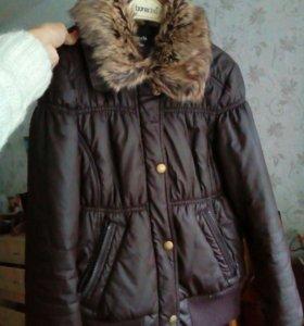 Куртка осенняя Oodji