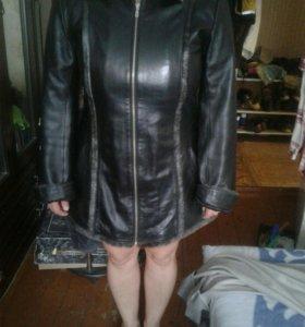 куртка кож нат раз 46-48