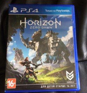 Игра на Ps4,Horizon zero dawn