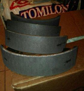 Колодки тормозные, барабанные ВАЗ 01-07