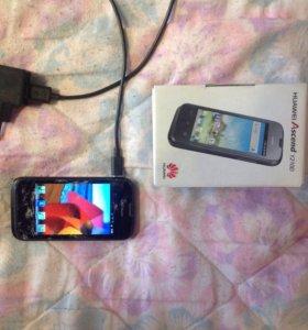 Телефон смартфон Huawei Y210D