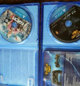 Продам far cry 4 и infamous для ps4