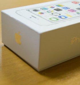 Коробка для IPhone 5S!