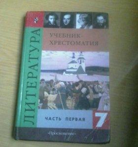 Литература 7 класс