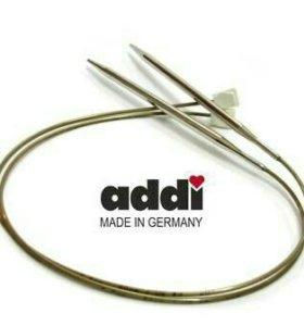 Спицы Addi gold