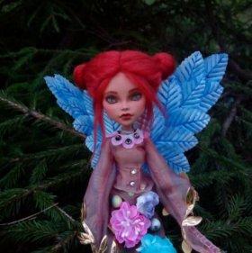 ООАК на кукле Клео де Нил. Фея