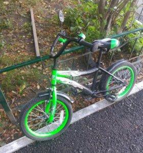 Велосипед детский б/у 2 года