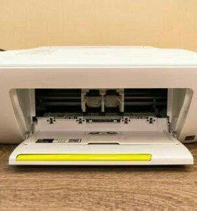 МФУ HP 2130 белый