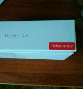 Новый Xiaomi 4x