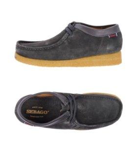 Новые ботинки Sebago Koala Low