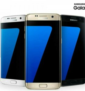 Samsung Galaxy S7 Edge Абсолютно Новые Гарантия