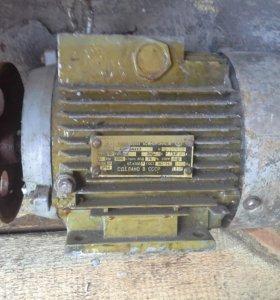 Двигатель асинхронный 380 v