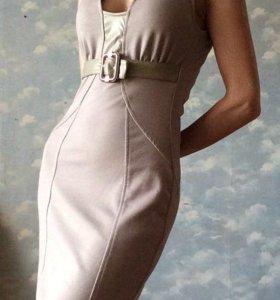 Платье-футляр S