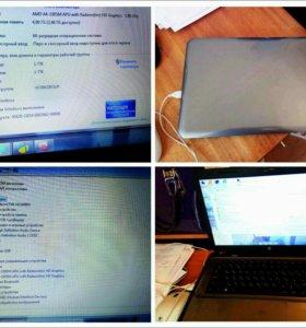 Продам Ноутбук HP pavilion